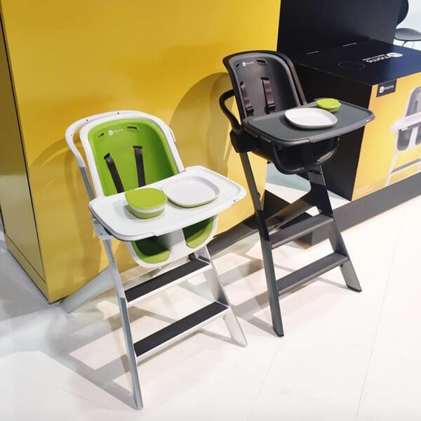 4moms Magnetic Highchair | 25 Top Baby Products from the ABC Kids Expo