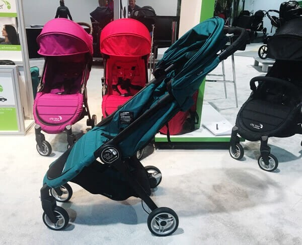 Baby Jogger City Tour | Top Baby Products for 2017 from the ABC Kids Expo