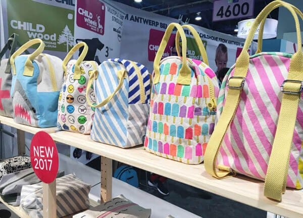 Fluf Toddler Backpacks | Top Baby Products for 2017 from the ABC Kids Expo
