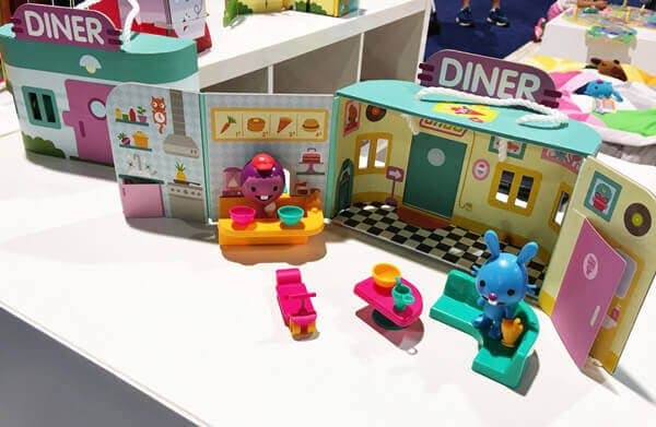Sago Mini Playset | Top Baby Products for 2017 from the ABC Kids Expo