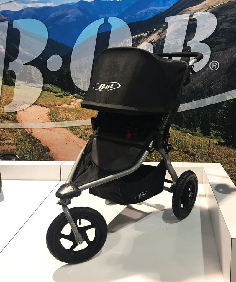 BOB Rambler Jogging Stroller | 65 Top Baby Products for 2018 from the ABC Kids Expo