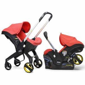 Doona Infant Car Seat Stroller