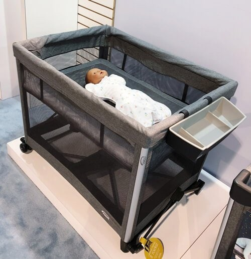 Halo DreamNest Travel Crib