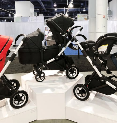 Thule Sleek Convertible Stroller