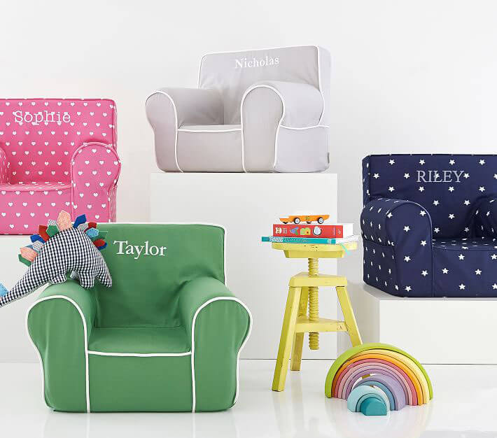 Terrific Save Up To 45 On Pb Kids Anywhere Chairs Today Only Beatyapartments Chair Design Images Beatyapartmentscom
