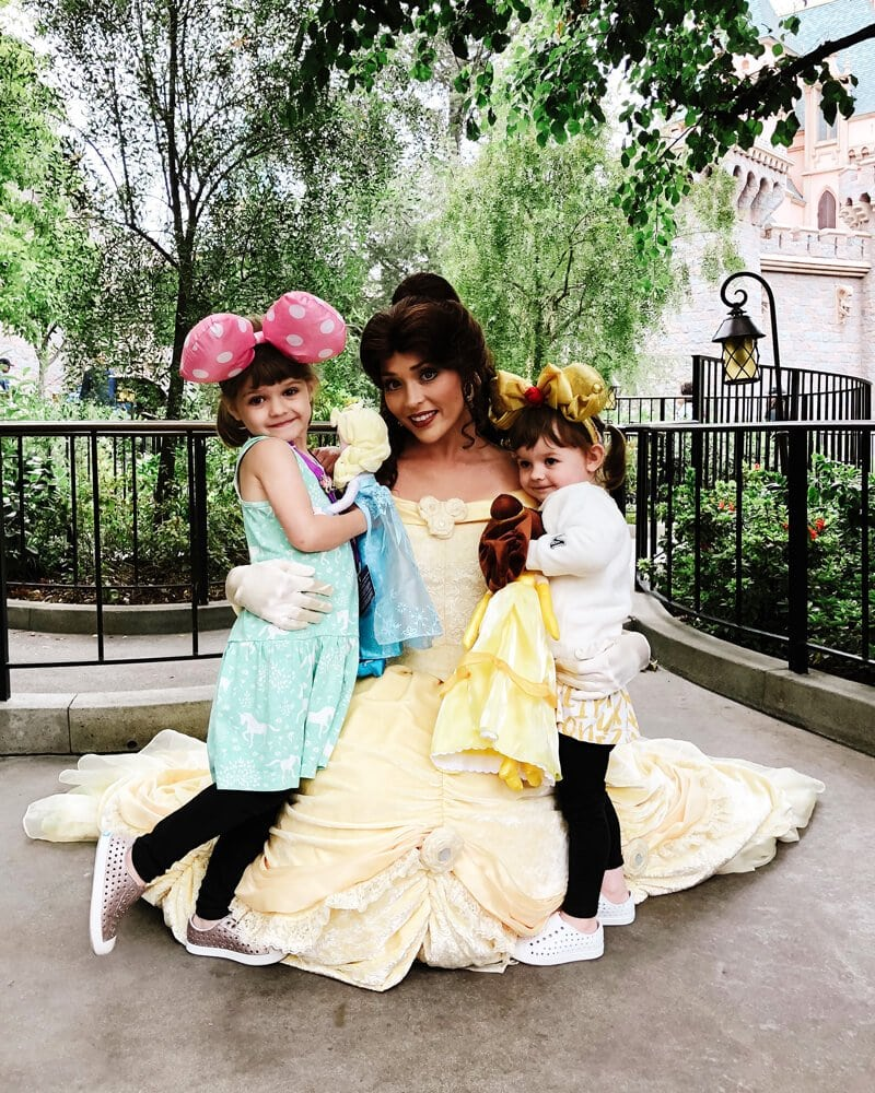 Planning a Trip to Disneyland with Toddlers | Thrifty Littles