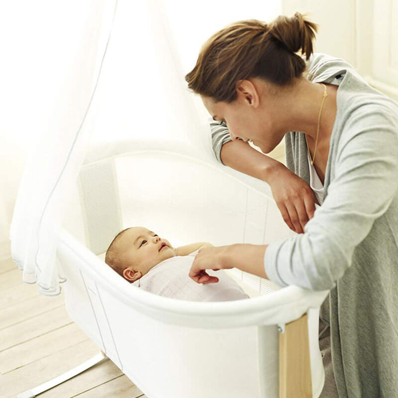 Safe Sleep Alternatives to the Fisher-Price Rock 'n Play