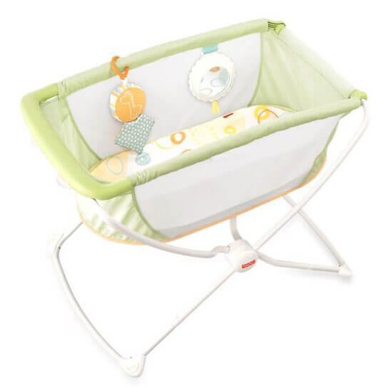 Fisher-Price Rock n Play Bassinet