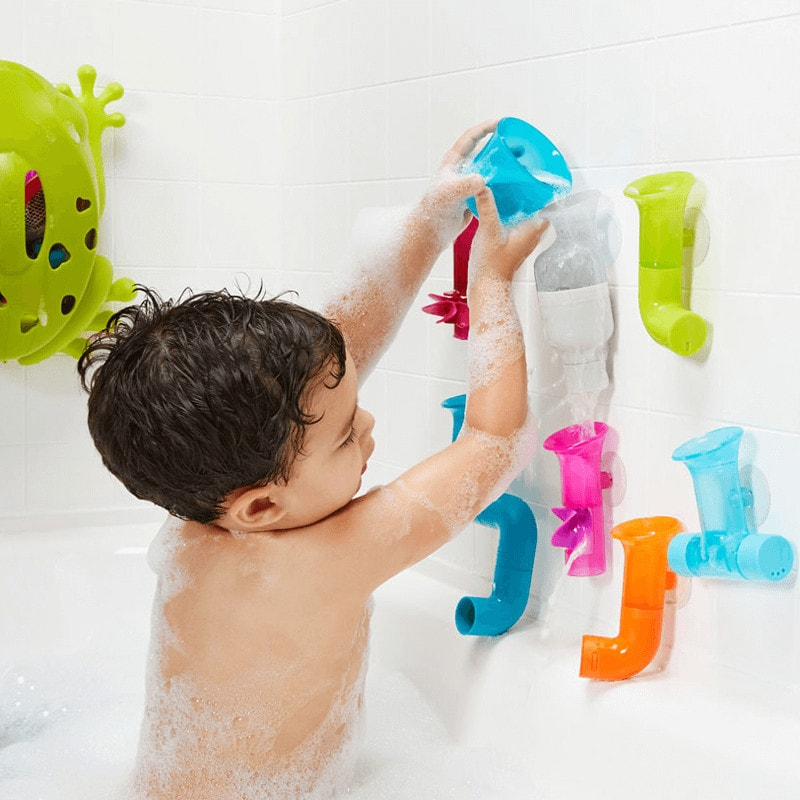 Splish Splash, the Best Bath Toys for Toddlers!
