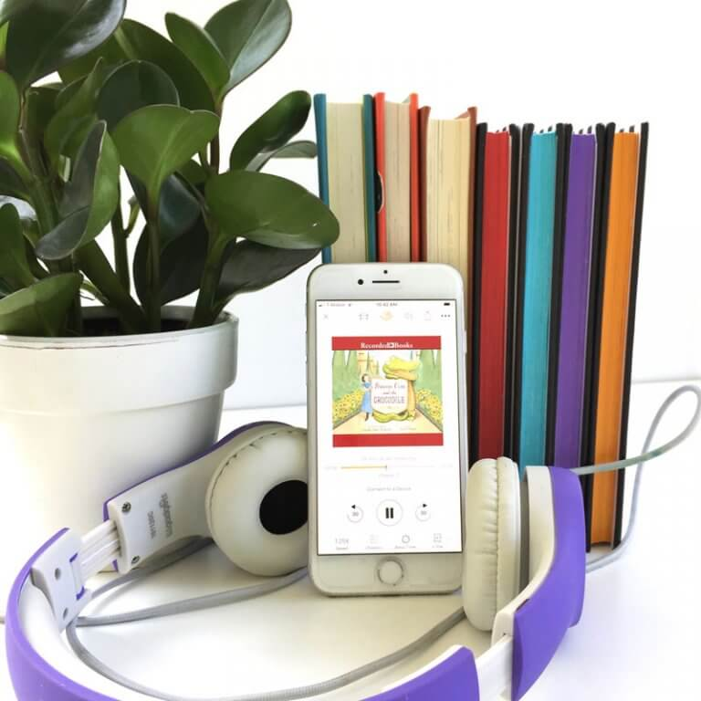 14 Favorite Audiobooks for Young Kids