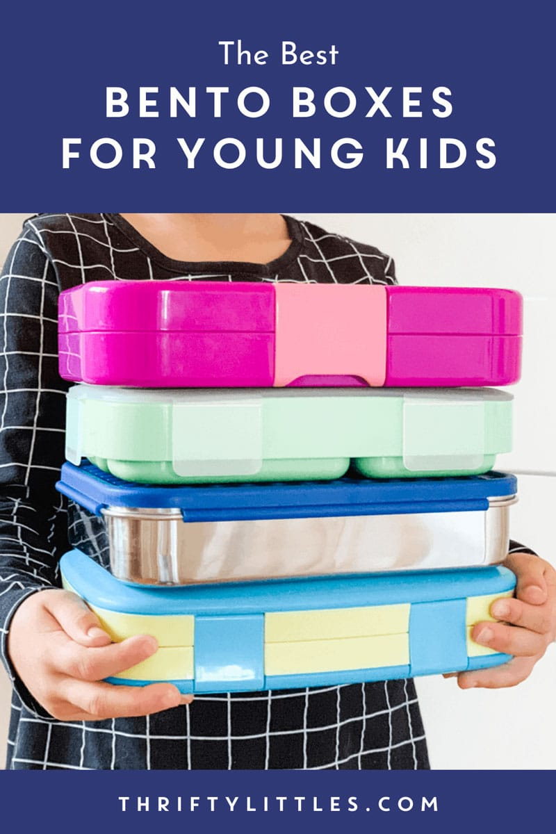 The Best Bento Boxes for Young Kids