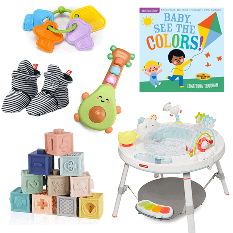 2019 Holiday Gift Guide for Babies