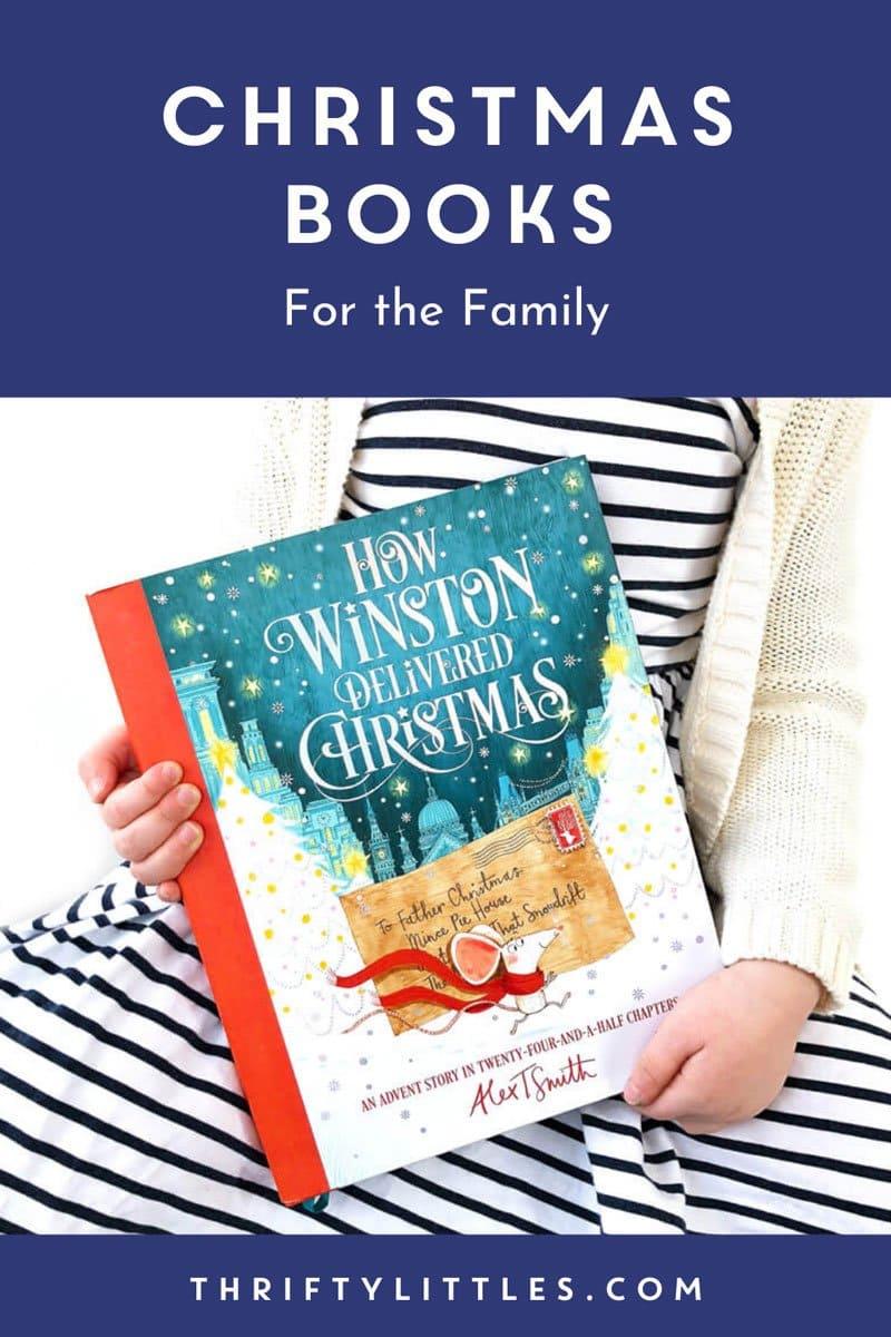 16 Christmas Books for the Family