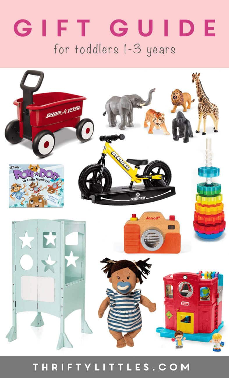 2019 Holiday Gift Guide for Toddlers