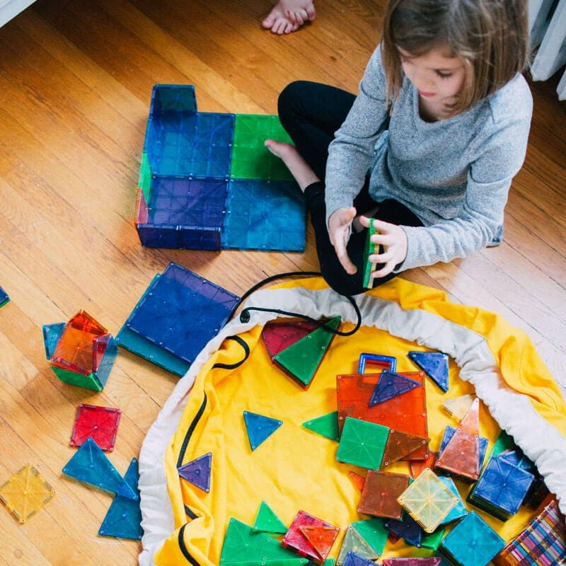 Save 30% on MagnaTiles Magnetic Blocks!