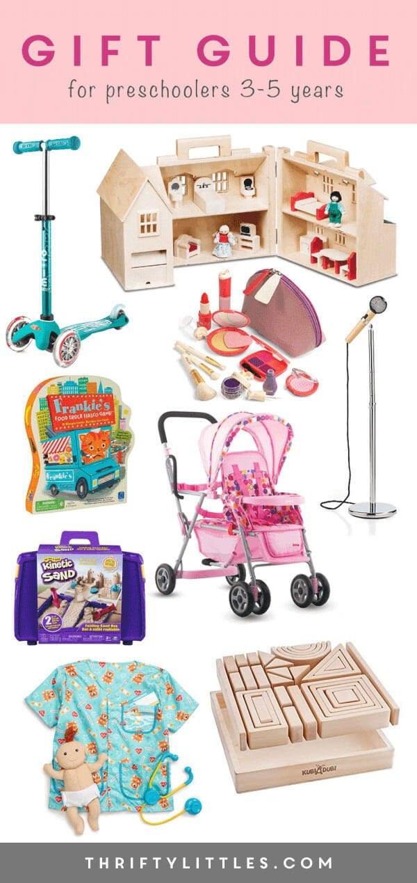 2019 Holiday Gift Guide for Preschoolers