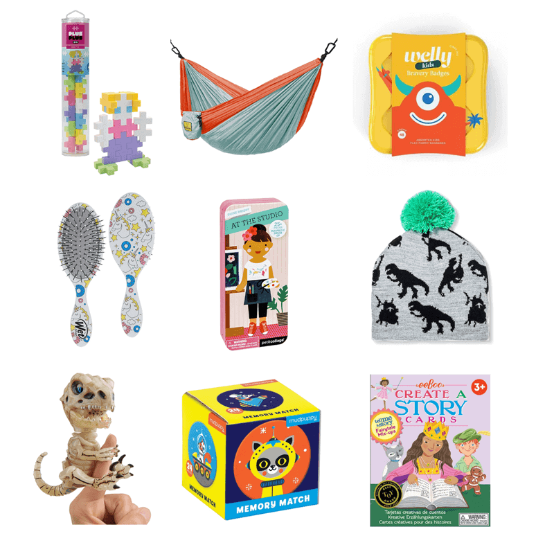 The Best Stocking Stuffers for Babies and Kids