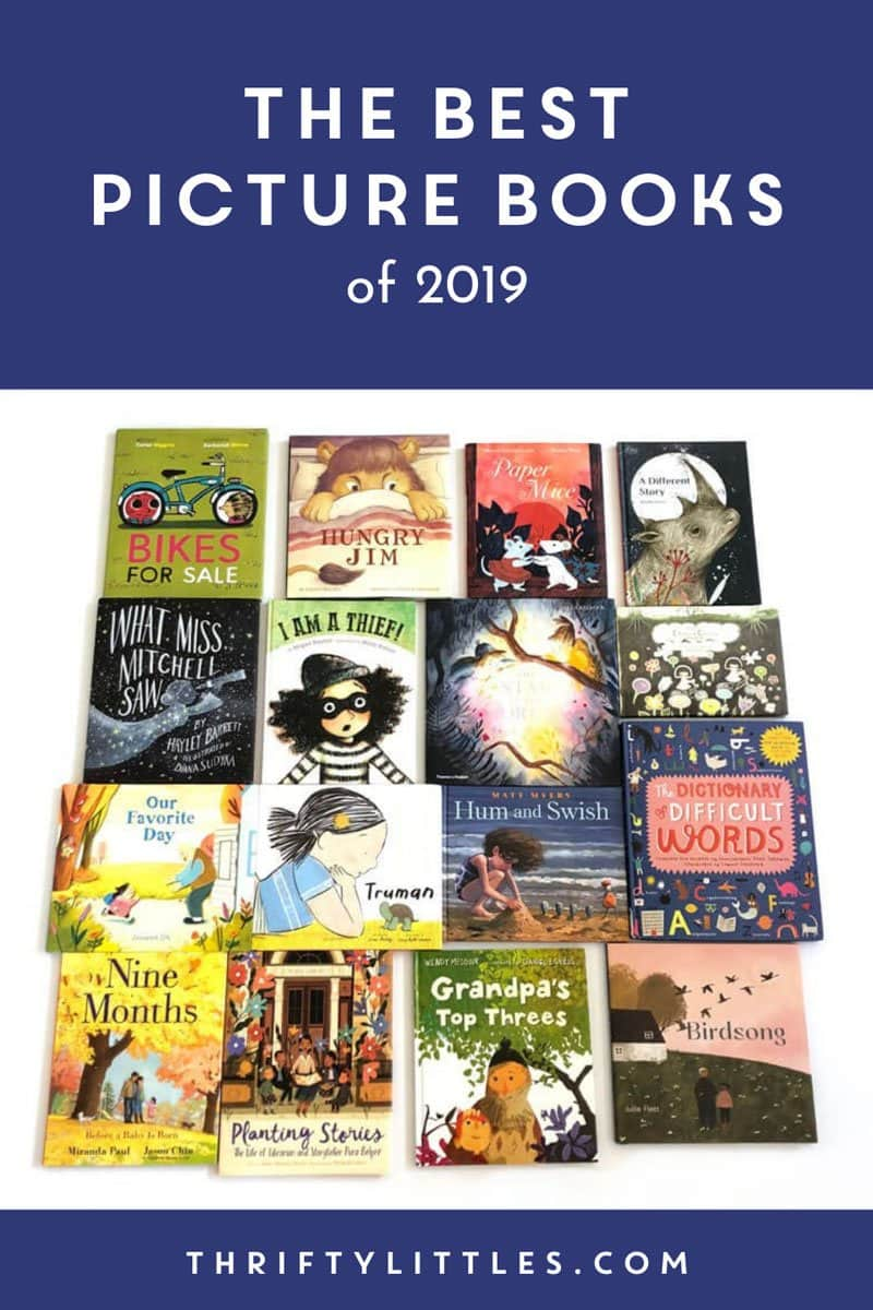 The 14 Best Picture Books of 2019