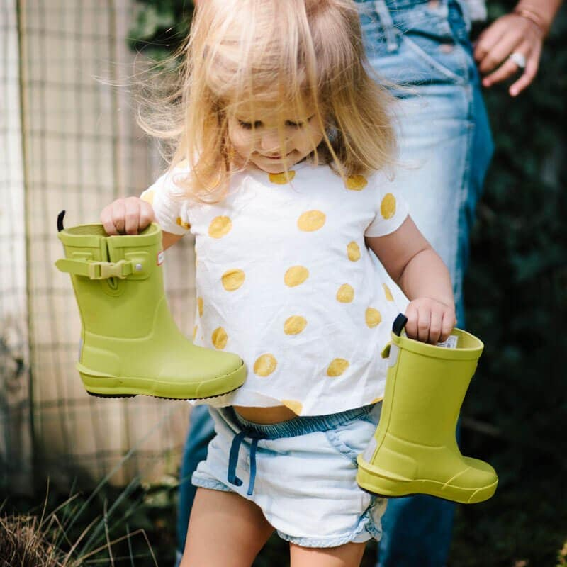 Save up to 40% on Kids' Hunter Boots!