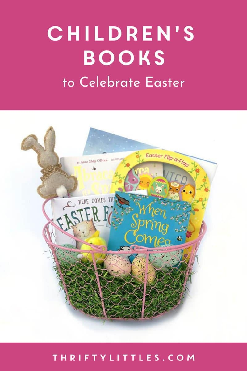 Children\'s Books to Celebrate Easter