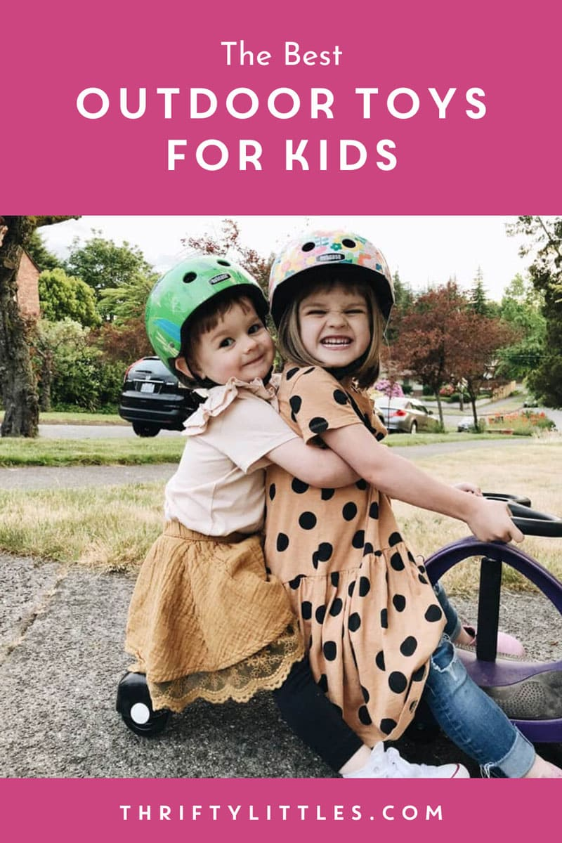 The Best Outdoor Toys for Kids!