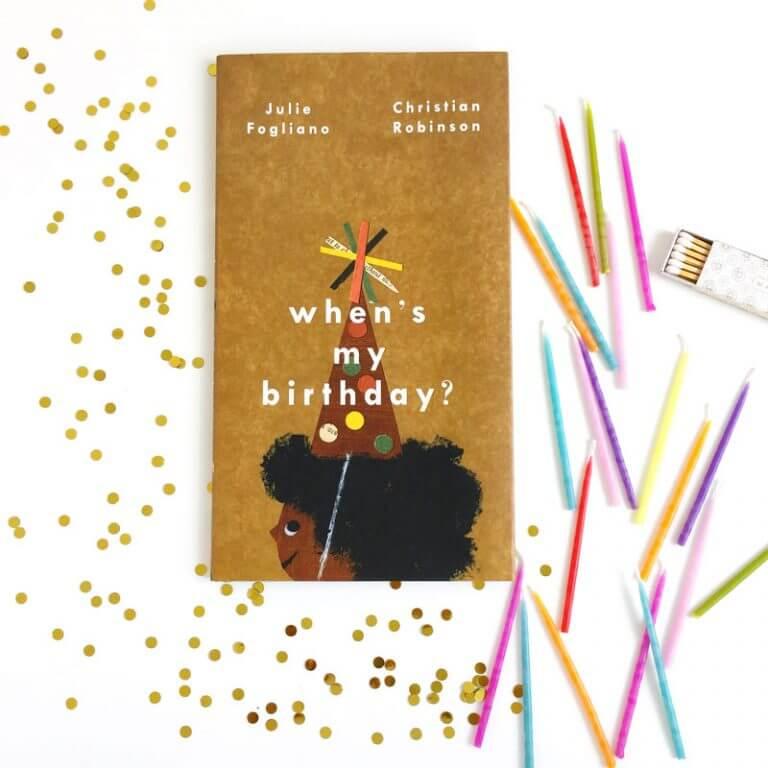 14 Children's Books About Birthdays!