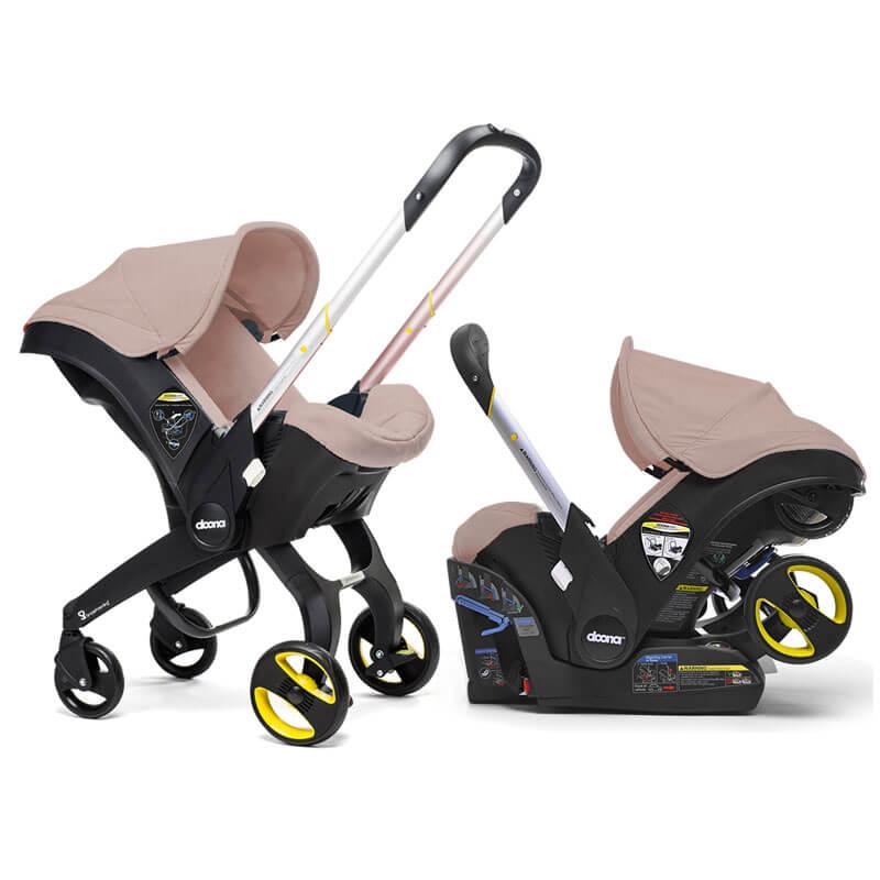 Save $100 on the Doona Infant Car Seat & Stroller!