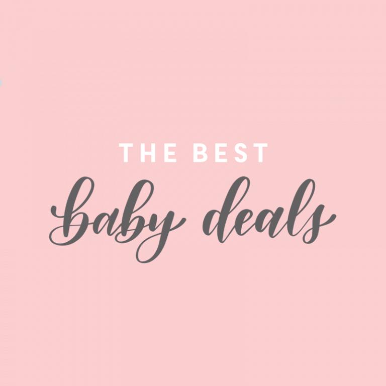 The BEST Baby Deals Happening Now!