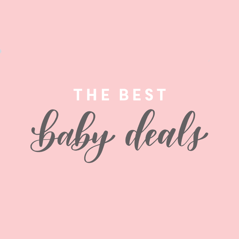 The BEST Baby Deals Happening Now!