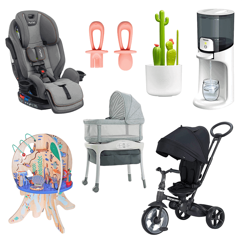 The Best NEW Baby Products for 2020!