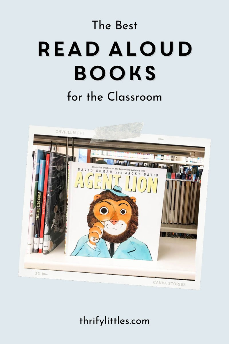 The Best Read Aloud Books for the Classroom