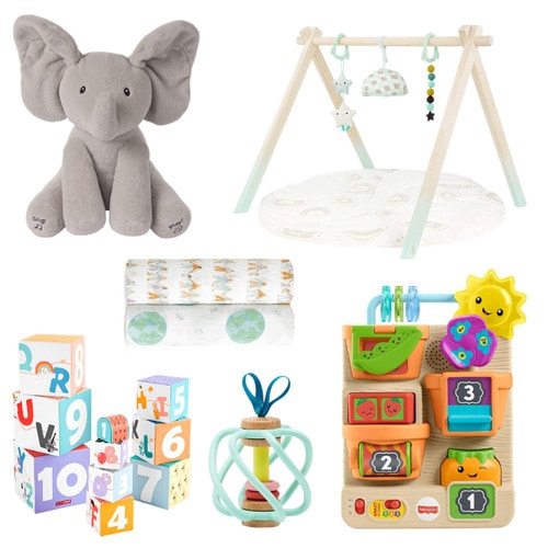 2020 Holiday Gift Guide for Babies