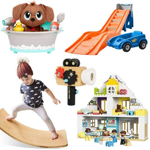 2020 Holiday Gift Guide for Preschoolers