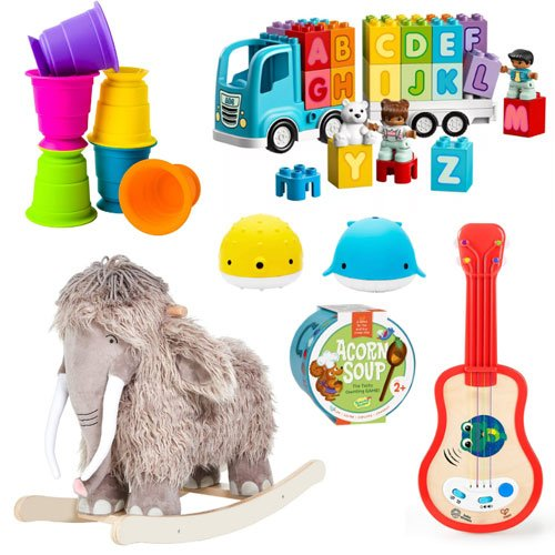 2020 Holiday Gift Guide for Toddlers
