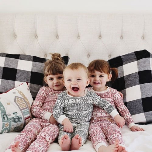 The Cutest Christmas Pajamas for Babies and Kids!