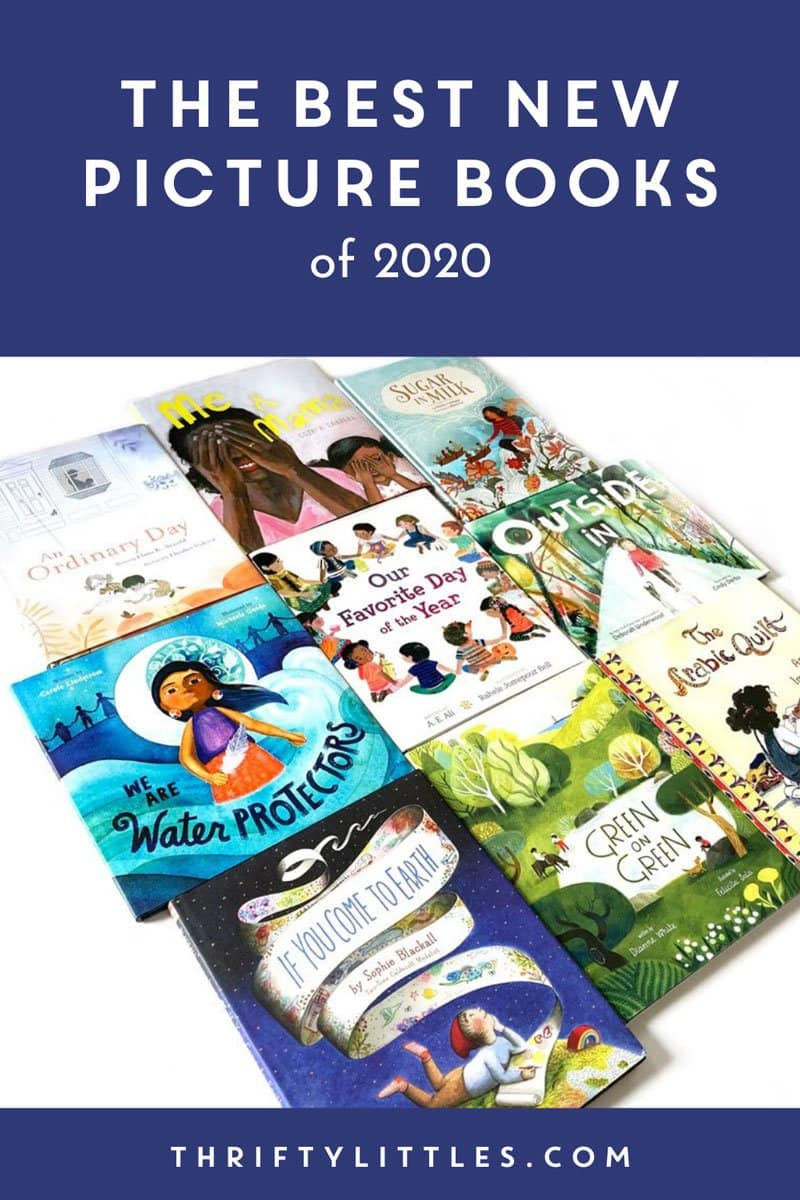 The Best New Picture Books of 2020