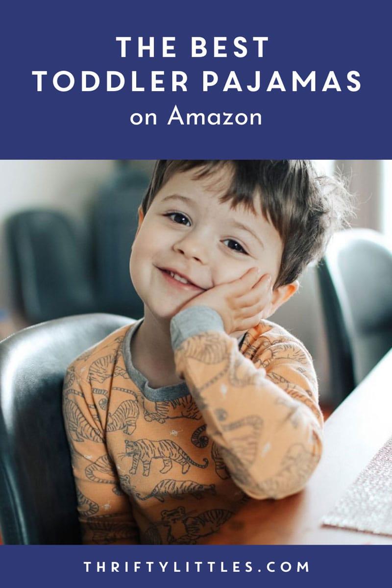 The Best Toddler Pajamas on Amazon!