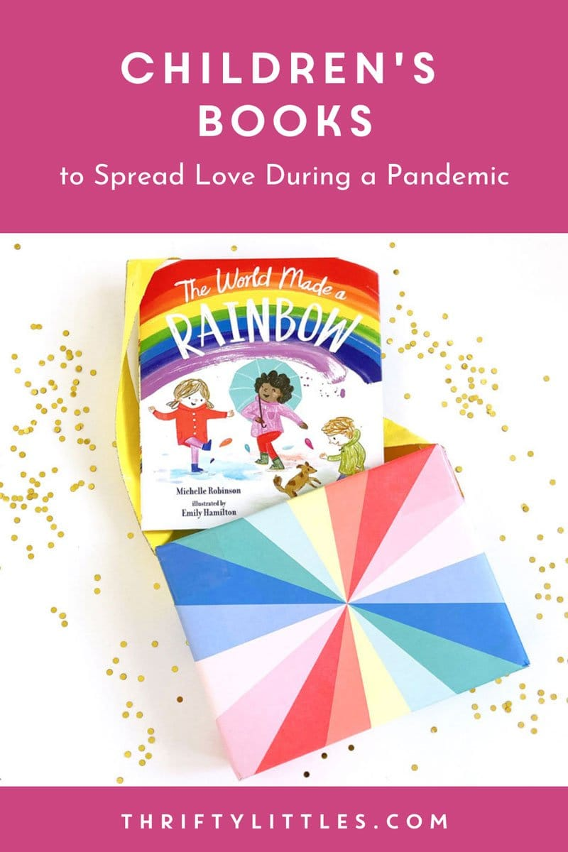Children\'s Books to Spread Love During a Pandemic