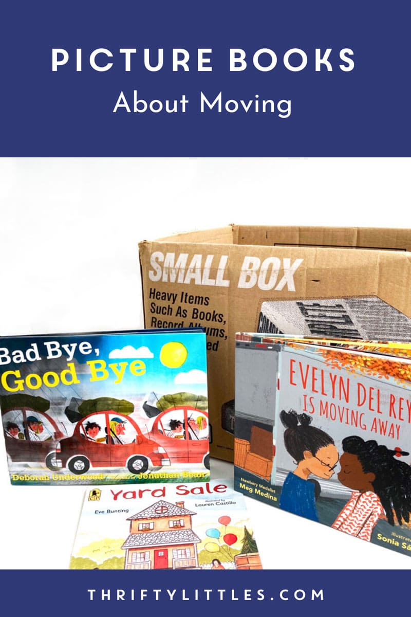 11 Picture Books for Kids Moving to a New Place