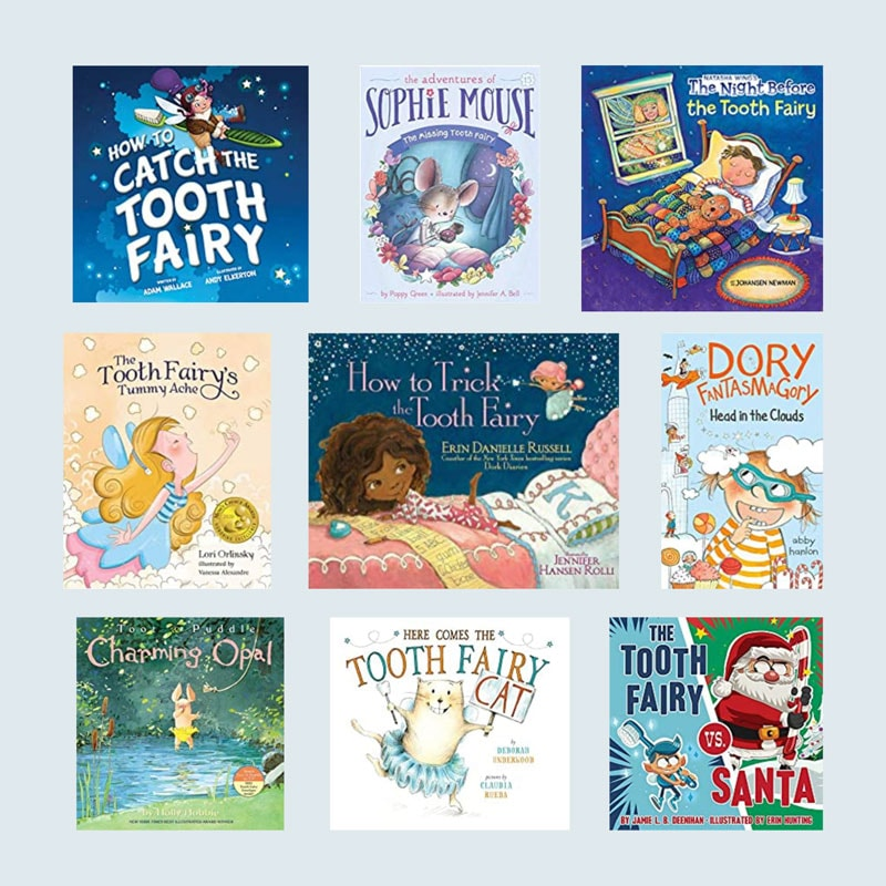 Our Favorite Kids Books about the Tooth Fairy