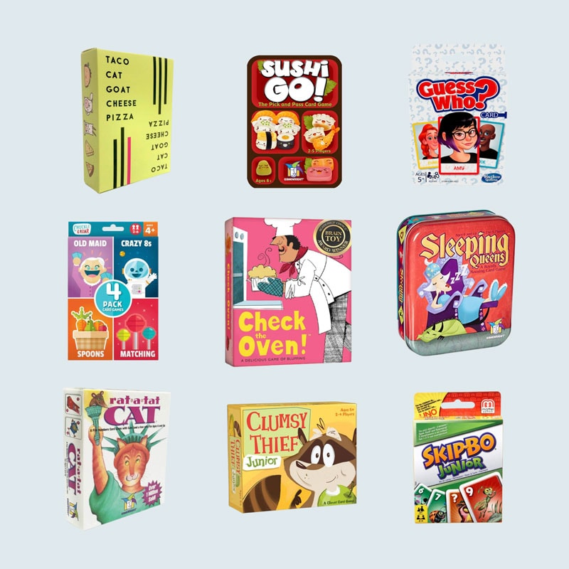The Best Card Games for Kids of All Ages!