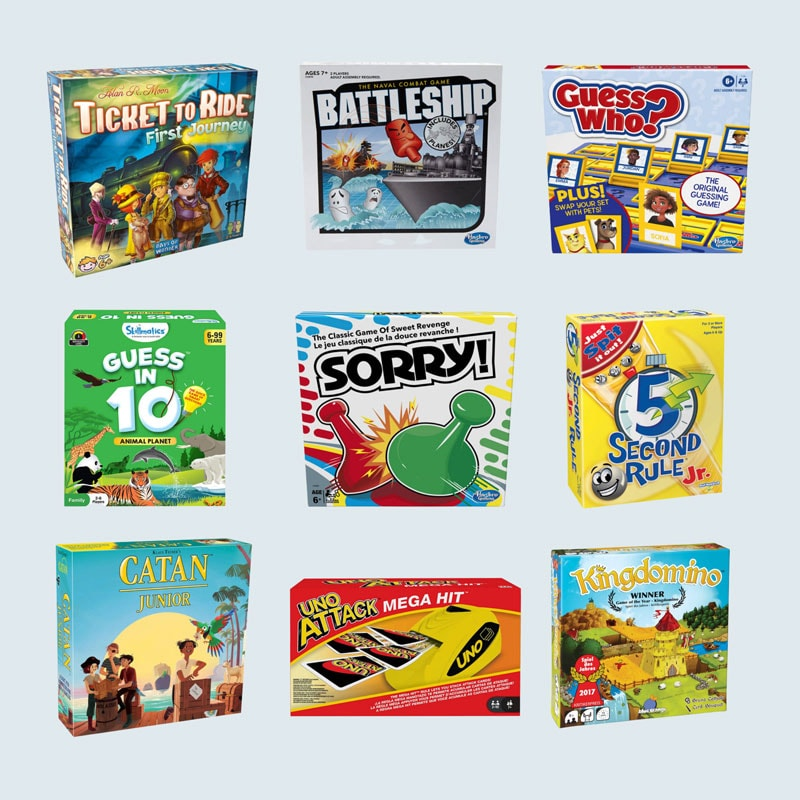 The Best Board Games for Little Kids