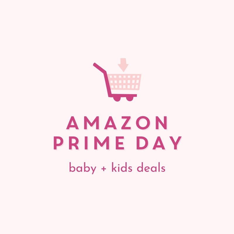 The BEST Prime Day Baby and Kids Deals