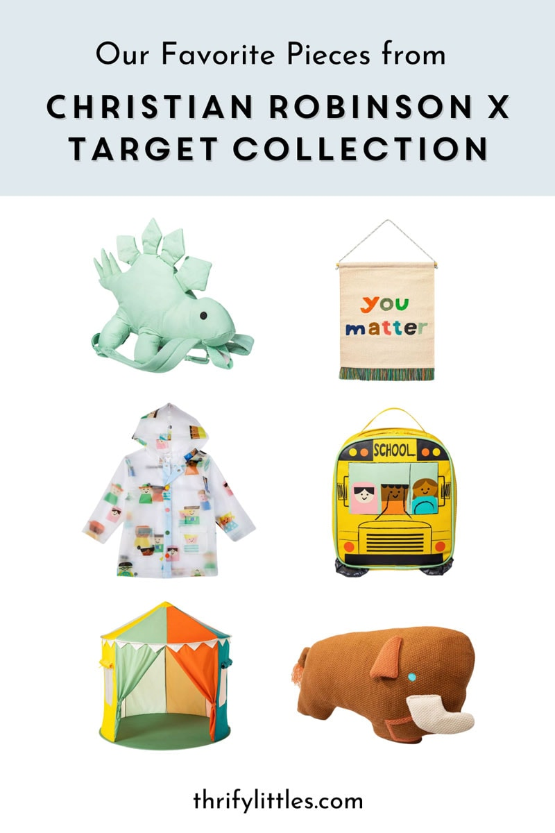 Coming soon: The Christian Robinson x Target Collection