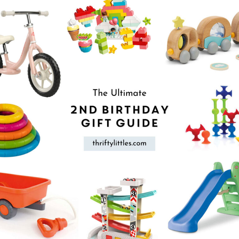 The Ultimate Second Birthday Gift Guide