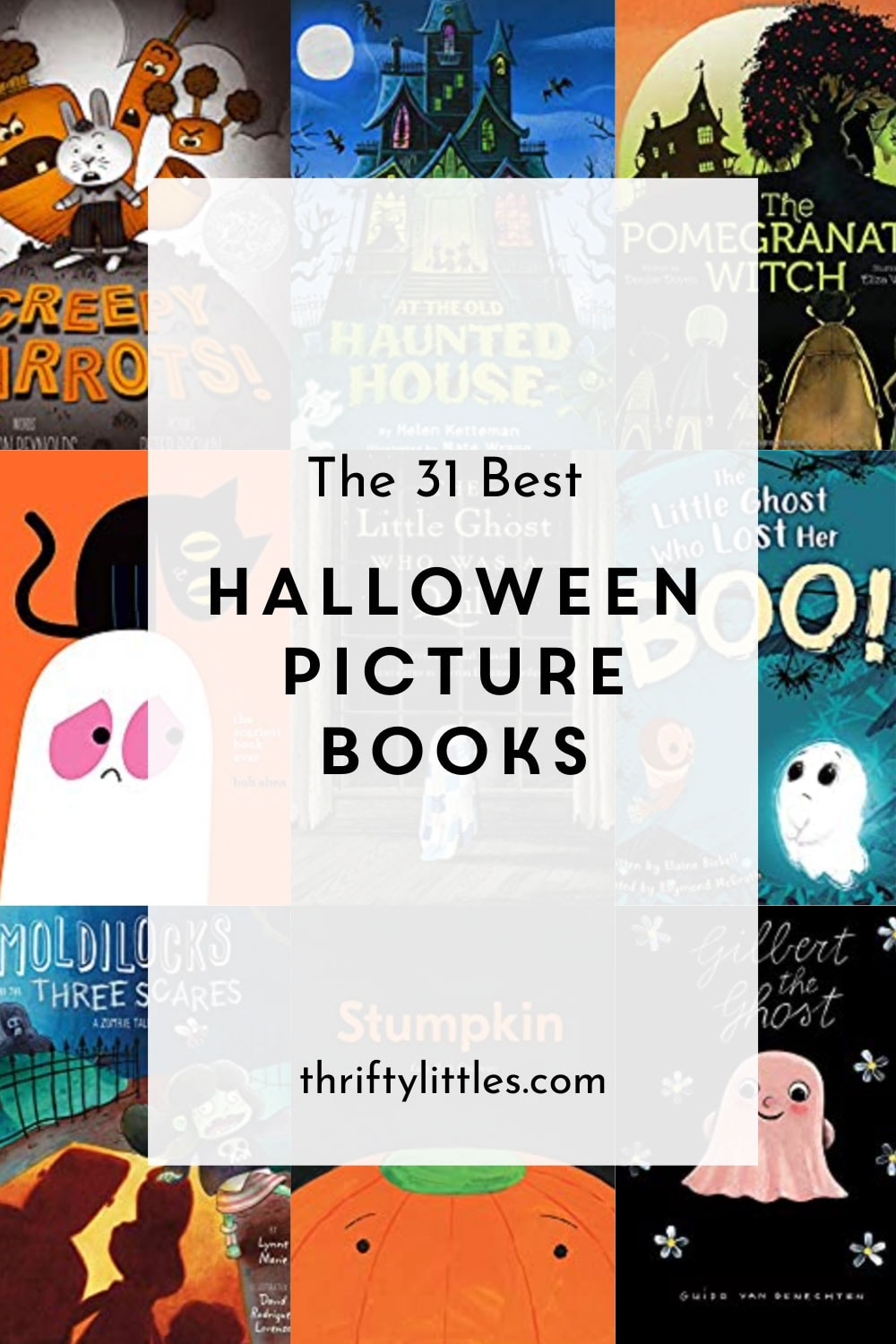 The 31 Best Halloween Picture Books