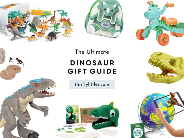 The Ultimate Dinosaur Gift Guide for Kids of All Ages